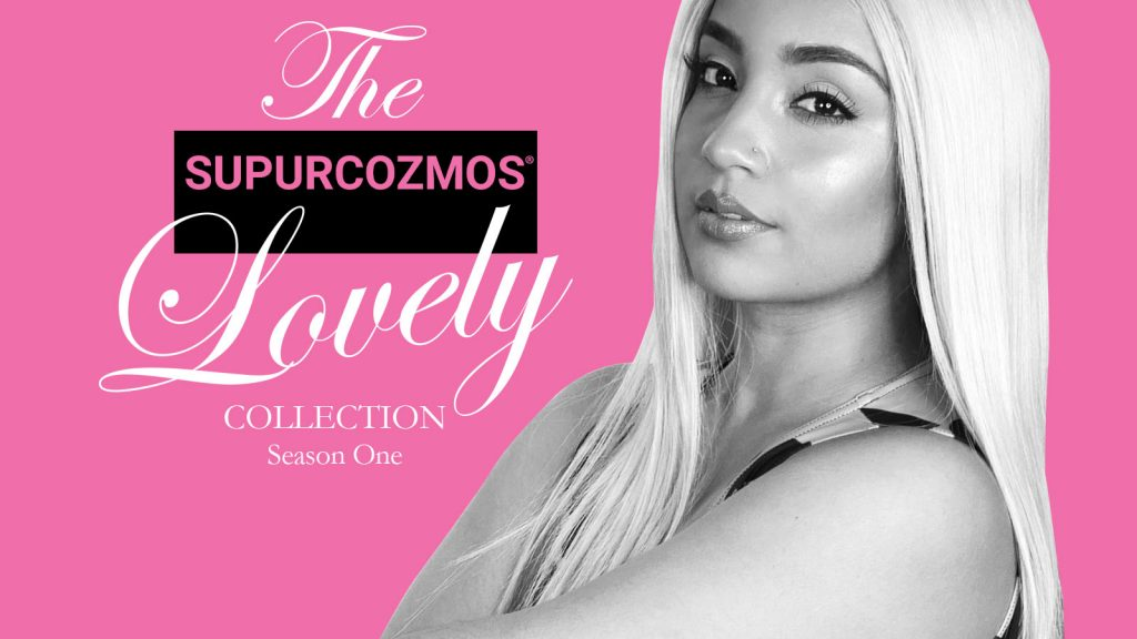 SUPURCOZMOS LOVELY Collection Season 01 Banner