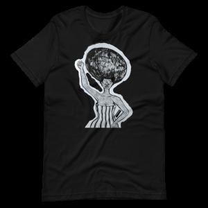 supurcozmos soul sister unisex premium t-shirt
